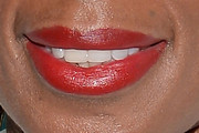 Mary J. Blige Red Lipstick