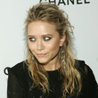Mary-Kate Olsen Hair - Half Up Half Down
