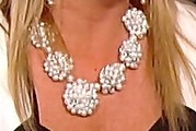 Mary Murphy Gemstone Statement Necklace