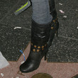 Meagan Good Shoes - Studded Boots