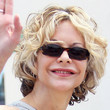 Meg Ryan Square Sunglasses