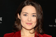 Megan Boone Shoulder Length Hairstyles