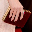 Megan Fox Box Clutch
