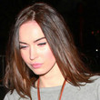 Megan Fox Long Straight Cut