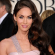 Megan Fox Hair - Side Sweep