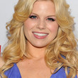 Megan Hilty Hair - Long Curls