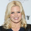 Megan Hilty Hair - Medium Wavy Cut