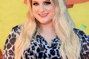 Meghan Trainor Long Hairstyles
