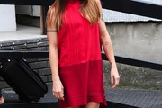 Mel C Fishtail Dress