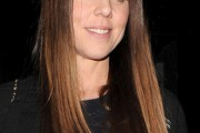 Mel C Long Straight Cut