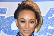 Melanie Brown Short Hairstyles
