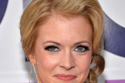 Melissa Joan Hart Pinned Up Ringlets