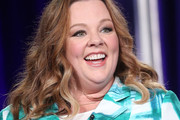 Melissa McCarthy Shoulder Length Hairstyles