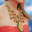 Melora Hardin Gemstone Statement Necklace