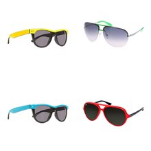 Men's Neon Sunglasses