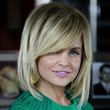 Mena Suvari Hair - Medium Straight Cut with Bangs