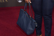 Octavia Spencer Leather Tote