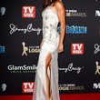 Michelle Bridges Clothes - Evening Dress
