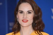 Michelle Dockery Long Hairstyles