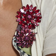 Michelle Obama Flower Brooch