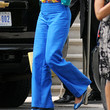 Michelle Obama Clothes - Wide Leg Pants