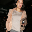 Michelle Rodriguez Clothes - Bomber Jacket