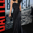 Michelle Rodriguez Clothes - Evening Dress