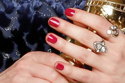 Michelle Williams Bright Nail Polish