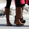 Michelle Williams Shoes - Flat Boots