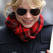 Michelle Williams Accessories - Patterned Scarf