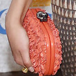 Mila Kunis Hard Case Clutch