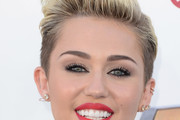 Miley Cyrus Short Hairstyles