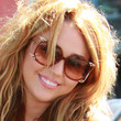 Miley Cyrus Oversized Sunglasses