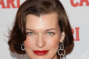 Milla Jovovich's Bob Hairstyle is Perfect