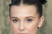 Millie Bobby Brown Shoulder Length Hairstyles