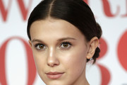 Millie Bobby Brown Updos