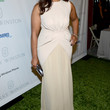 Mindy Kaling Clothes - Evening Dress
