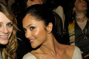 Minka Kelly Ponytail