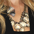 Mira Sorvino Jewelry - Gemstone Statement Necklace