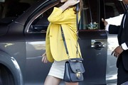 Miranda Kerr Leather Messenger Bag