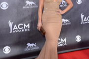 Miranda Lambert Mermaid Gown