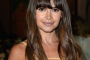 Miroslava Duma Long Hairstyles