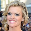 Missi Pyle Hair - Bobby Pinned updo