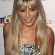 Mollie King Hair - Long Straight Cut with Bangs