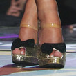 Mollie King Shoes - Platform Pumps
