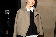 Mollie King Wool Coat