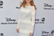 Molly Quinn Cocktail Dress
