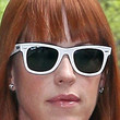 Molly Ringwald Wayfarer Sunglasses