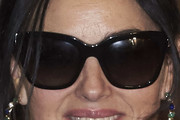 Monica Bellucci Modern Sunglasses