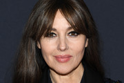 Monica Bellucci Long Hairstyles